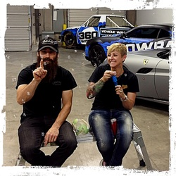 Gas Monkey Christie Brimberry Fast and Loud
